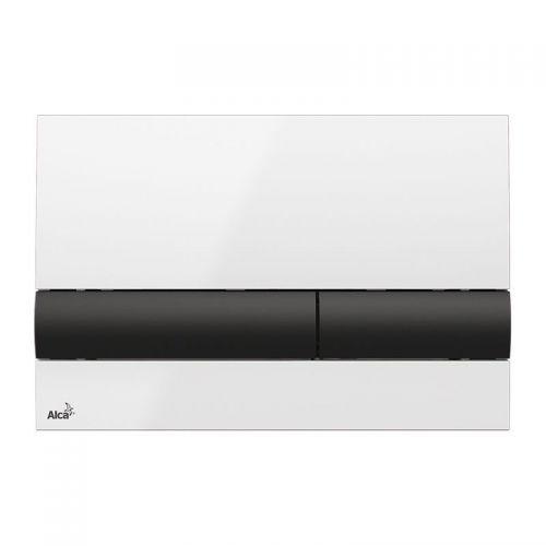 Кнопка управления (белая/черная) Alca Plast