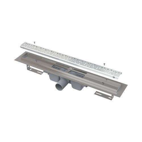 Душевой канал APZ11- 550 с решеткой Антивандал в комплекте Alca Plast