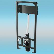 Монтажная рама для подвесного унитаза и сенсорного устройства Alca Plast