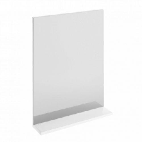 Зеркало Cersanit MELAR c белой полочкой