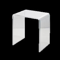 Акриловый прозрачный стул для гидробоксов Devit 190099