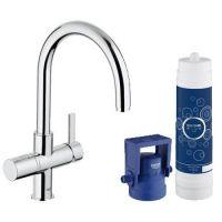 Смеситель для кухни для питьевой воды Grohe Blue , однорычажный
