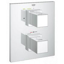 Термостат для ванны/душа встроенный Grohe Grohtherm Cube
