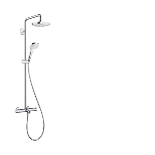 Душевая система для ванны Hansgrohe Croma Select E 180 , хром