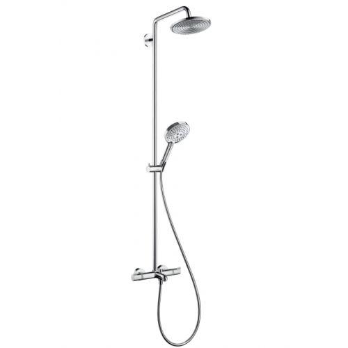 Душевая система для ванны с термостатом Hansgrohe Raindance Select S 240 Showerpipe