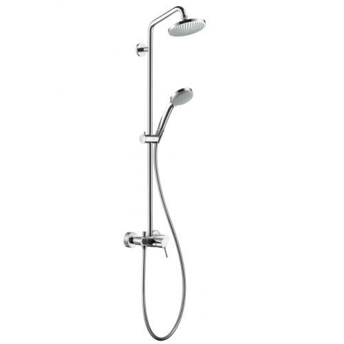 Душевая система Hansgrohe Croma 100 Showerpipe
