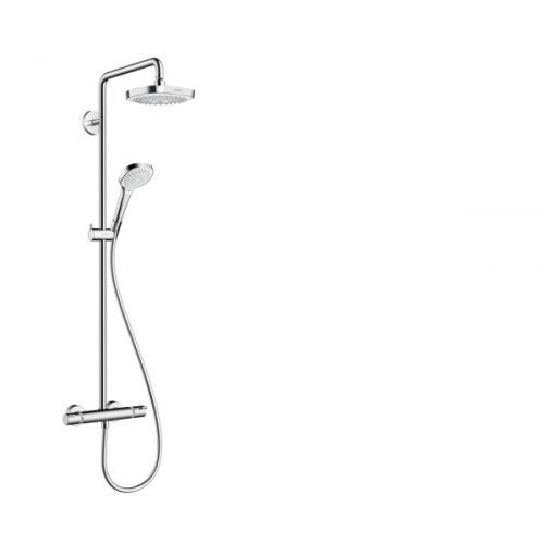 Душевая система Croma Select E 180 2jet Showerpipe