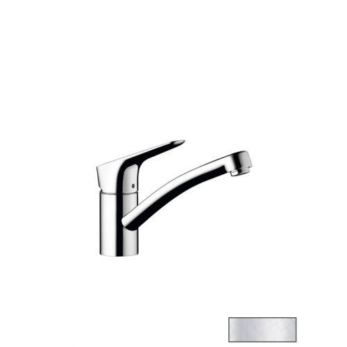 Смеситель для кухни Hansgrohe MyCube S, однорычажный цвет - steel optic