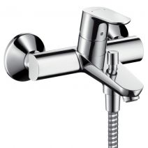 Смеситель для ванны Hansgrohe Focus , однорычажный