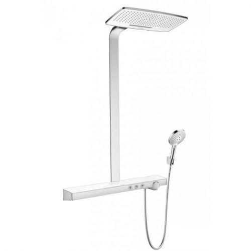 Душевая система Hansgrohe Rainmaker Select 420 2jet Showerpipe