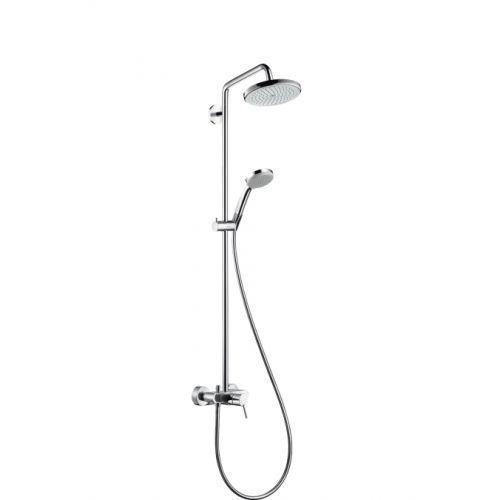 Душевая система Hansgrohe Croma 220 Showerpipe