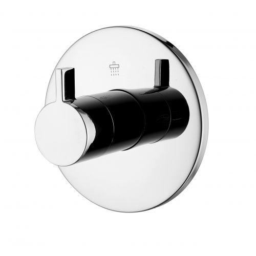 Imprese ZAMEK запорный/переключающий вентиль (3 потребителя), форма R