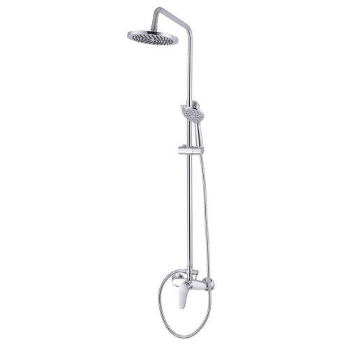 Imprese WITOW душевая система (смеситель для душа, верхний и ручной душ)