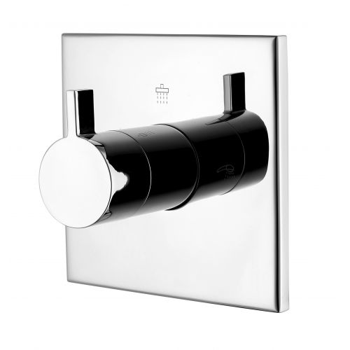 Imprese ZAMEK запорный/переключающий вентиль (3 потребителя), форма S