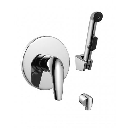 Imprese KRINICE набор (смеситель скрытого монтажа с гигиеническим душем)