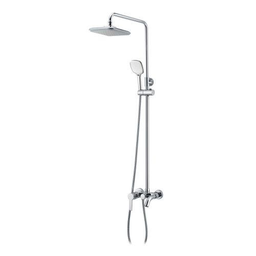 Душевая система Imprese BILA DESNE (смеситель для ванны, верхний и ручной душ 3 режима, шланг 1,5м)