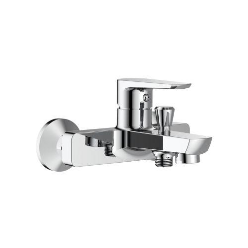 Смеситель для ванны Imprese BRECLAV , хром, 35мм