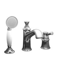 Imprese PODZIMA LEDOVE смеситель для ванны, врезной, на три отверстия