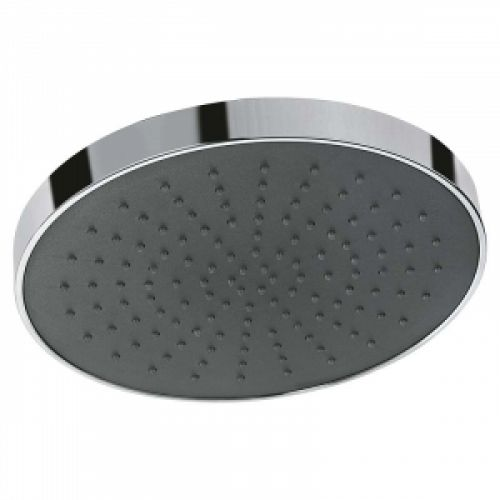Верхний душ, круглый, 190 мм, хром