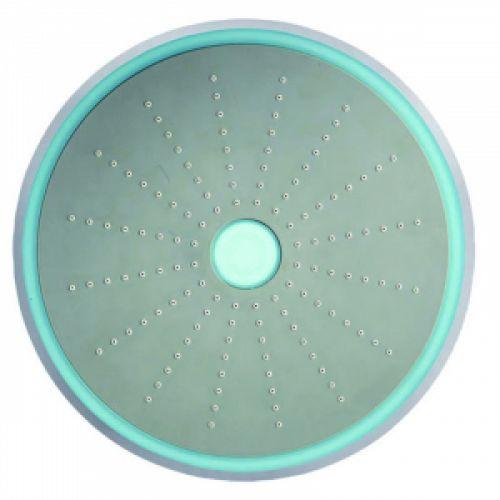 Верхний душ LED, круглый, 234 мм