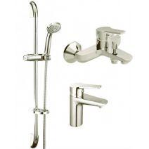Набор смесителей для ванны Koller Pool KVADRO (KR0200+KR0100+KR010)