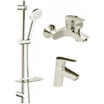 Набор смесителей для ванны Koller Pool TWIN (TN0200+TN0100+TN010)
