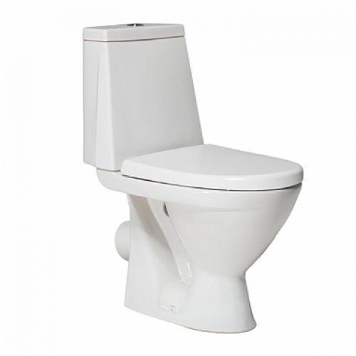 Компакт Kolo MODO напольный, горизонтальный выпус, сиденье плавн. опуск. дюропласт