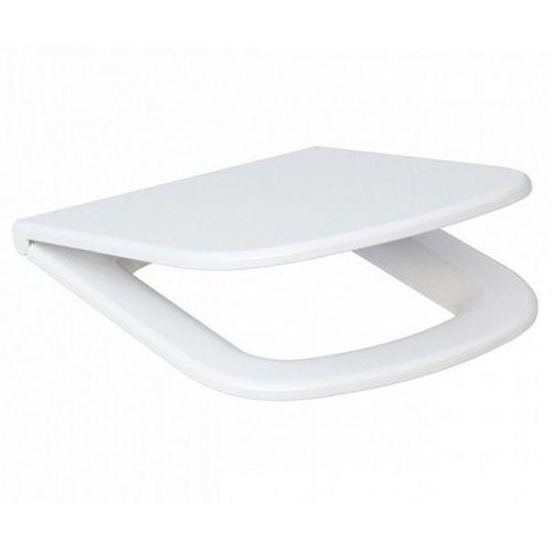 Сиденье для унитаза Cersanit COLOUR дюропласт. белое