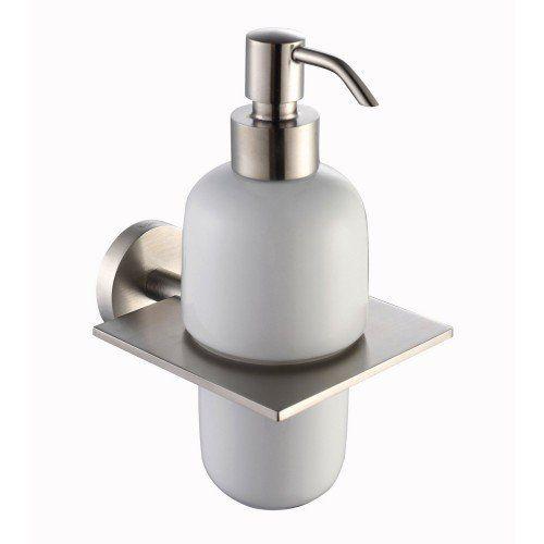 Дозатор жидкого мыла Kraus IMPERIUM KEA-11120 хром