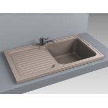 Кухонная мойка Miraggio Orlean 861x496x210, цвет на выбор