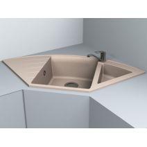 Кухонная мойка Miraggio EUROPE 1100Х575Х192, цвет на выбор