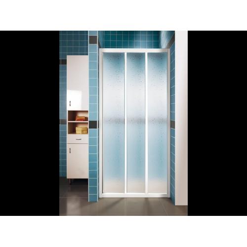 Душевые двери Ravak ASDP3- 130 Белый PEARL