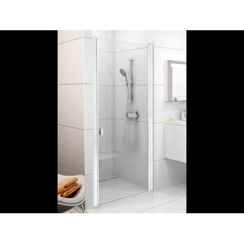 Душевые двери Ravak CSD1- 90 Белый TRANSPARENT