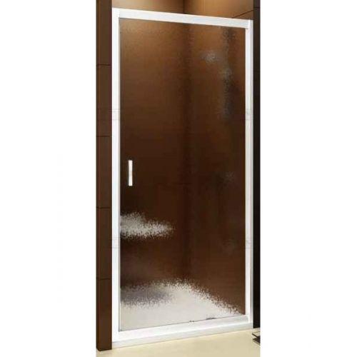 Душевые двери Ravak BLDP2- 100 Белый GRAPE