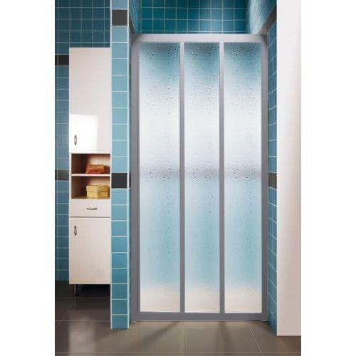 Душевые двери Ravak ASDP3- 90 Сатин PEARL