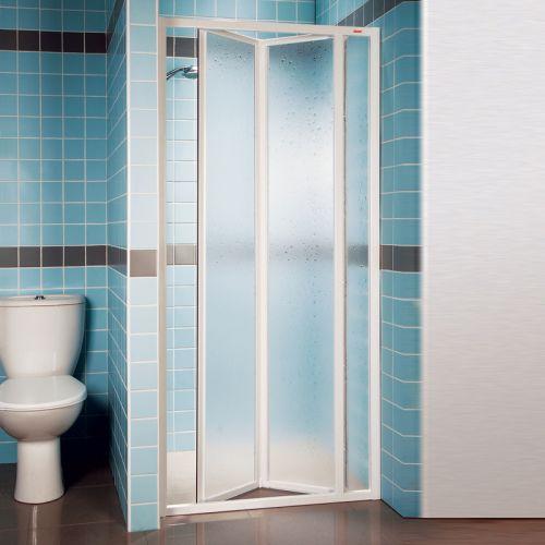 Душевые двери Ravak SDZ3- 100 Белый PEARL