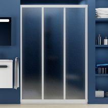 Душевые двери Ravak ASDP3- 100 Белый GRAPE
