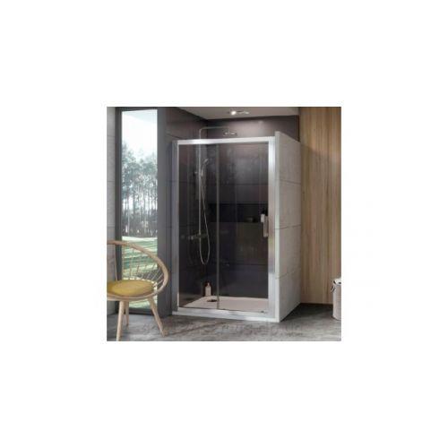 Душевые двери Ravak 10DP2-100 Полированый алюминий TRANSPARENT