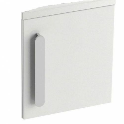 Двери для тумбы Ravak SD- 400 Chrome L, Белый