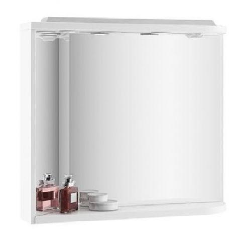 Зеркало Ravak M 780 L, Белый/Белый