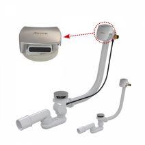 Сифон для ванны Ravak Click-Clack New c заполнением переливом 570мм (X01440)