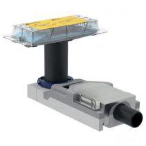 Geberit Набор для дренажных каналов CleanLine, конструкции пола высотой от 65 мм, L30см