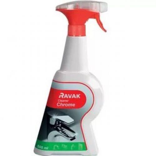 Чистящие средство для смесителей Ravak Cleaner Chrome