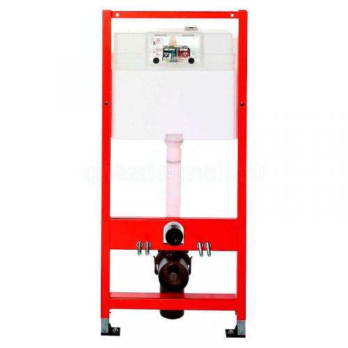 Инсталляция для консольного унитаза Tece base с креплением
