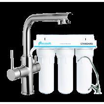 Комплект: Imprese DAICY смеситель для кухни, Ecosoft Standart система очистки воды (3х ступенчатая)