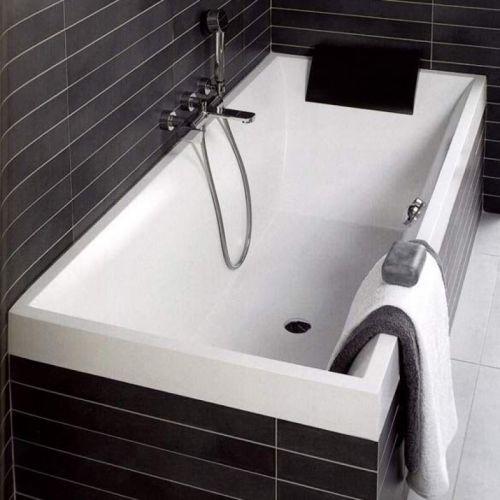 Ванна Villeroy&Boch SQUARO 170*75см в комплекте с ножками