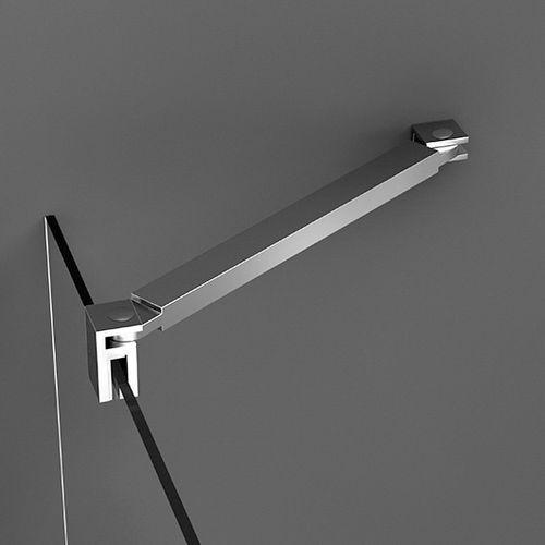 Держатель стекла(J) угловой VOLLE, длиной 350 мм