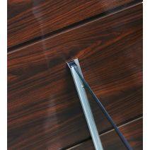 Профиль стеновой хромированный VOLLE 1900 мм для комплектации кабин Walk-IN