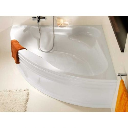Ванна угловая симметричная Cersanit Venus 140x140 см. с ножками