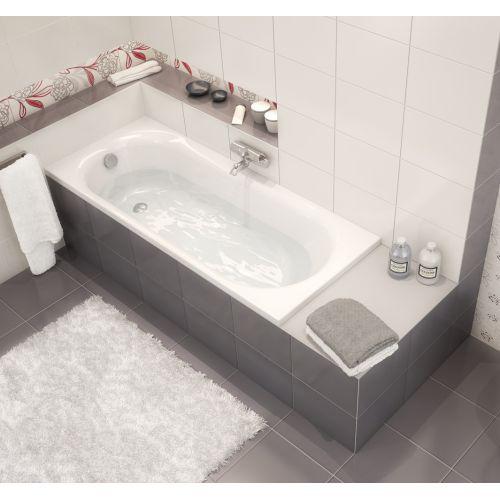 Ванна акриловая прямоугольная Cersanit Octavia 150Х70 с ножками